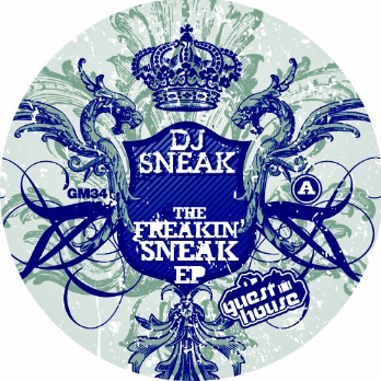 The Freakin Sneak EP